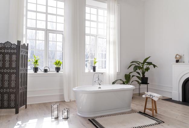 Smarta inredningstips för badrummet